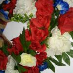 Hero wreath right side