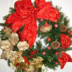 Royal Traditional Wreath